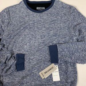 Kenneth Cole Crewneck Sleepwear Lounge Sweater